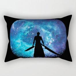Bankai Silhouette Ichigo Rectangular Pillow