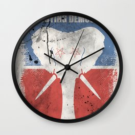 SUBVERTING THE TRUTH  Wall Clock