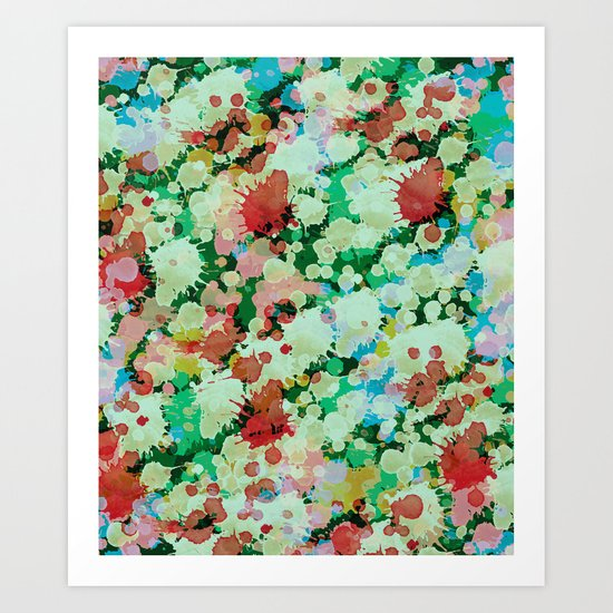 Abstract XXVII Art Print