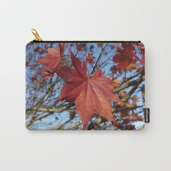 Maple leaf center stage Carry-All Pouch