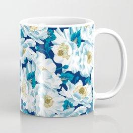 Mount Cook Lily (Night) Coffee Mug