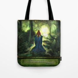 Heartwood Tote Bag