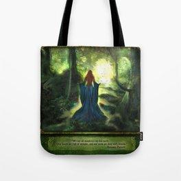 Heartwood Tote Bag