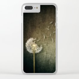 seed escape Clear iPhone Case