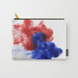 Patriotic Ink Drop Carry-All Pouch