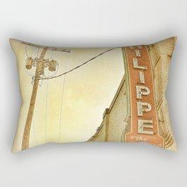 Phillipe's French Dip - Los Angeles, CA Rectangular Pillow