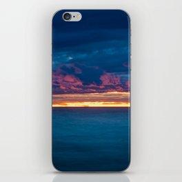 Lake Michigan Sunset iPhone Skin