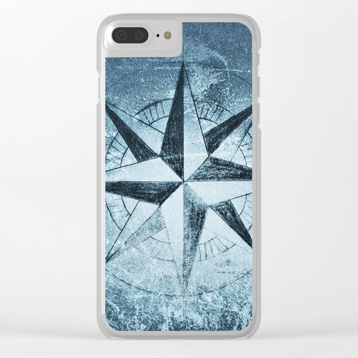 """""""Destiny"""" Clear iPhone Case"""