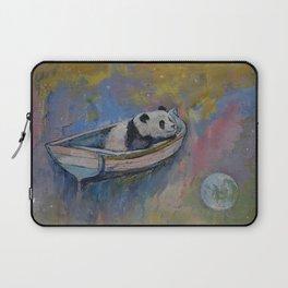 Panda Moon Laptop Sleeve