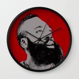 JAMES #2 Wall Clock