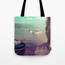 Lake Ohrid, Macedonia Tote Bag