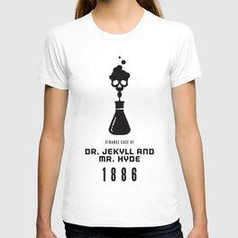 A Century of Horror Classics :: Strange Case of Dr. Jekyll & Mr. Hyde T-shirt