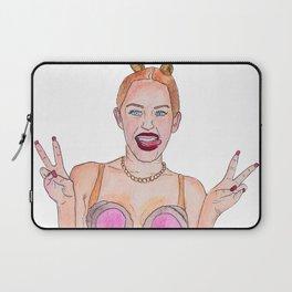 Miley Cyrus Laptop Sleeve