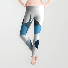 Candys Atomic Retro Design 2 Leggings
