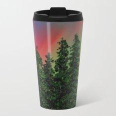 Northern Lights 8 Metal Travel Mug