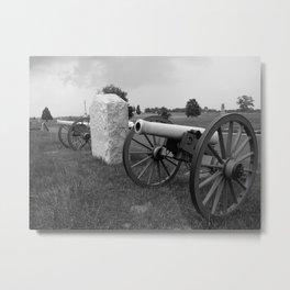Gettysburg photography Metal Print