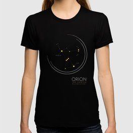 Orion Constellation - The Hunter T-shirt