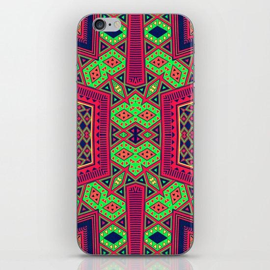 Eco Azteca iPhone & iPod Skin