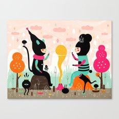 We Make Magic! Canvas Print