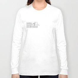 Caracas Chévere Long Sleeve T-shirt