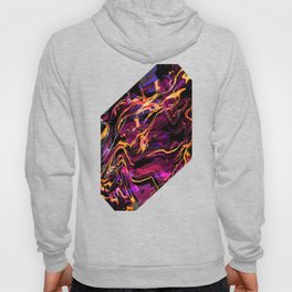 Fluid Abstract 40; Emotional Outburst Hoody