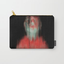Glitchy Billy Carry-All Pouch