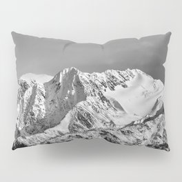 Mountain Glacier Two Pillow Sham