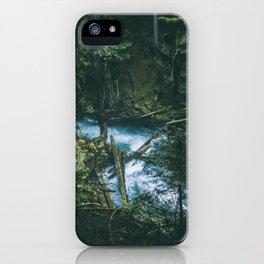 Mckenzie River II iPhone Case