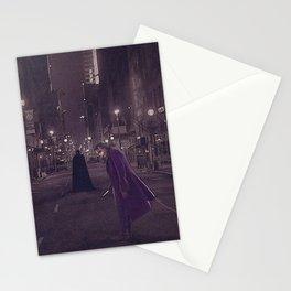 Dark Nights Stationery Cards