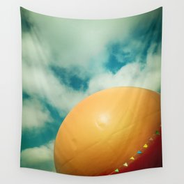 Orange Julep Wall Tapestry