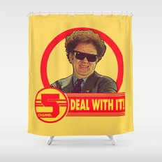 DEAL WITH IT! | Channel 5 | Brule Shower Curtain