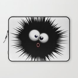 Funny Ink Splat Cartoon  Laptop Sleeve