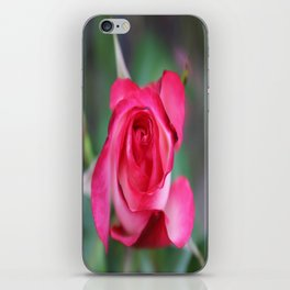 Budding Romance iPhone Skin