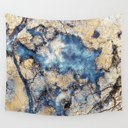 Crystal Marble Wall Tapestry