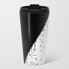 Ying Yang Metal Travel Mug