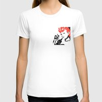 lucy T-shirts featuring Lucy by Rucifer