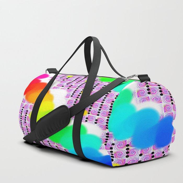 Circular 13 Duffle Bag