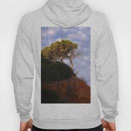 Tree on the Algarve coast Hoody