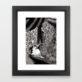 Rumpelstiltskin Framed Art Print
