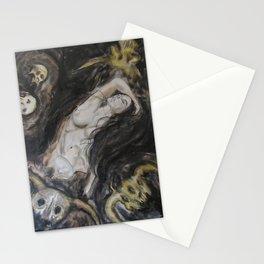 Black Broth Stationery Cards