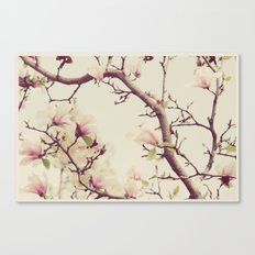 Blossoms and Branches Canvas Print