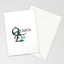 LaQuartaEra_White Stationery Cards