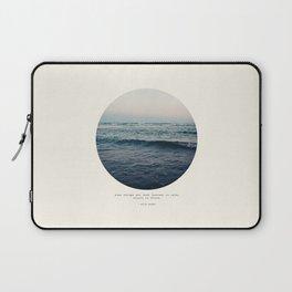 In Storm Laptop Sleeve