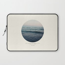 In Storm Laptop Sleeve