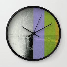 Natural Distaster - Venecia Como Llegar Wall Clock