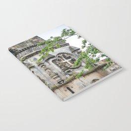 Rosslyn Chapel outside Edinburgh, Scotland Notebook