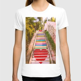 Micheltorena Stairs T-shirt