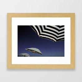 sky... Framed Art Print