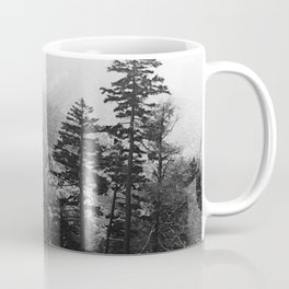 B&W Mt. Leconte Coffee Mug