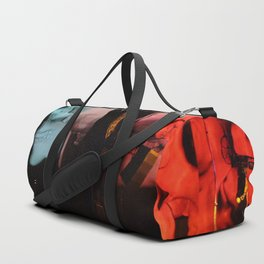 Moving Skulls Duffle Bag
